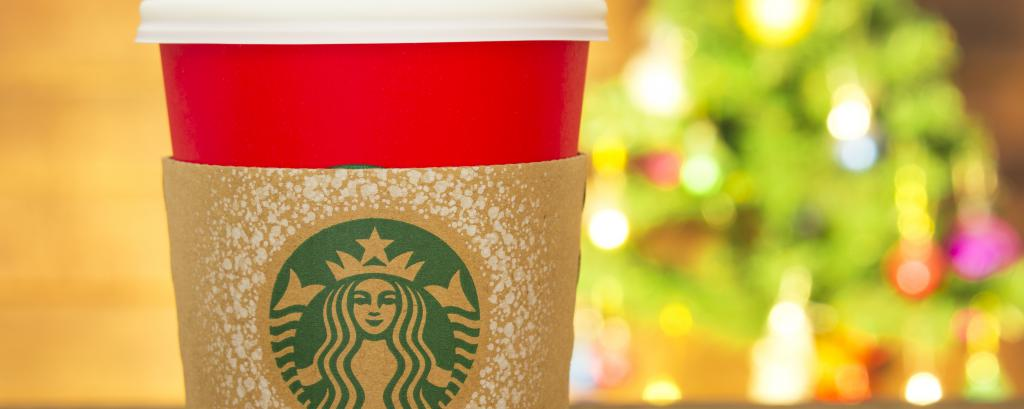 Hohe Marketing-Kunst: Starbucks und der Red Cups Shitstorm